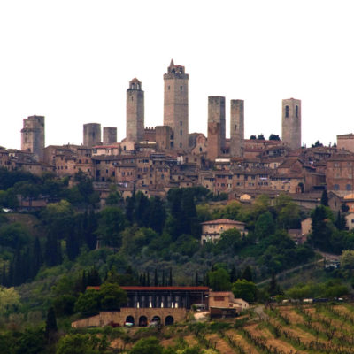 SAN GIMIGNANO CYCLING